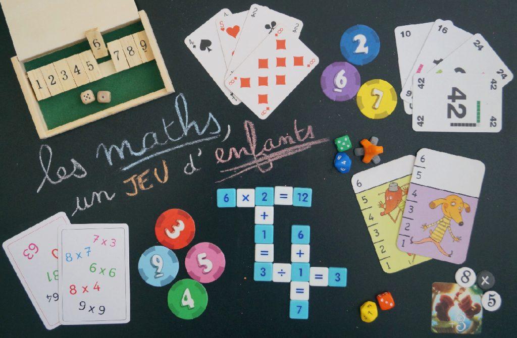 Maths jeux mathématiques ludiques