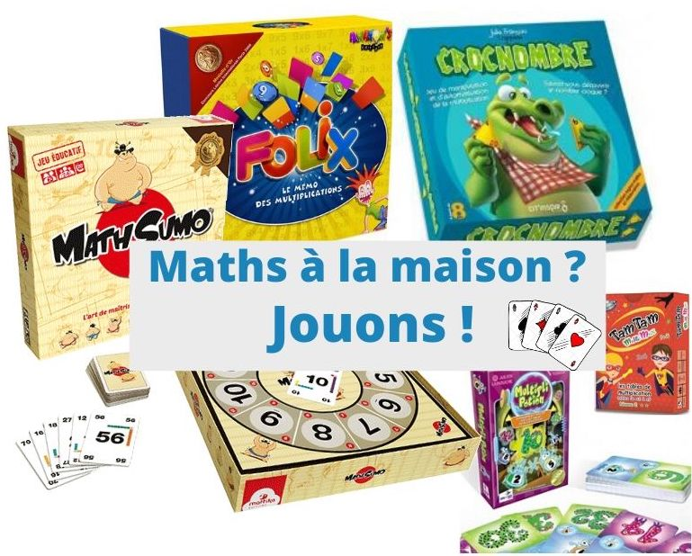 Maths à la maison _ Jouons ! PINTEREST et WP