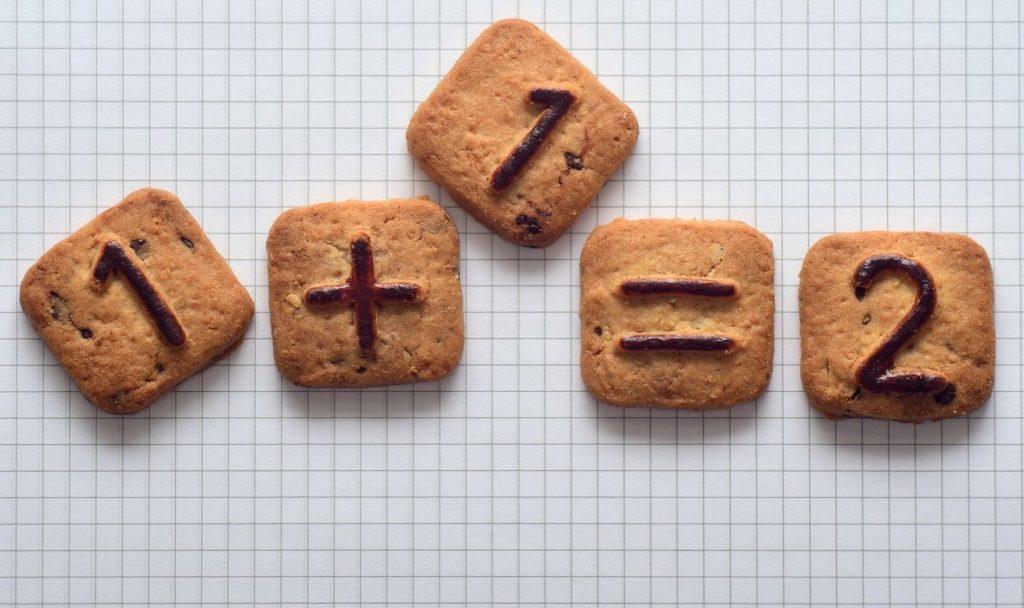 Maths et cuisine