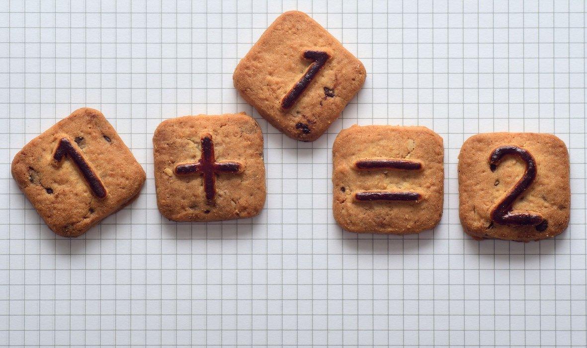Biscuits Maths