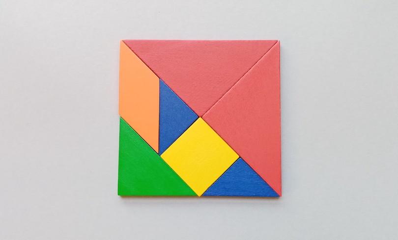 Tangram - géométrie