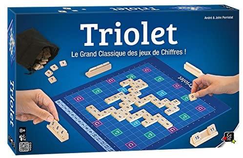 Triolet – boîte