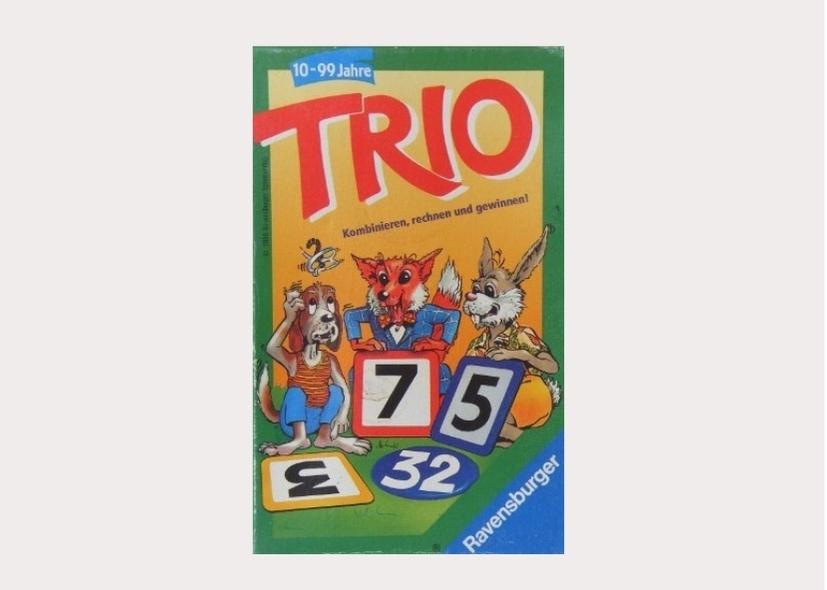 Jeu Trio Ravensburger