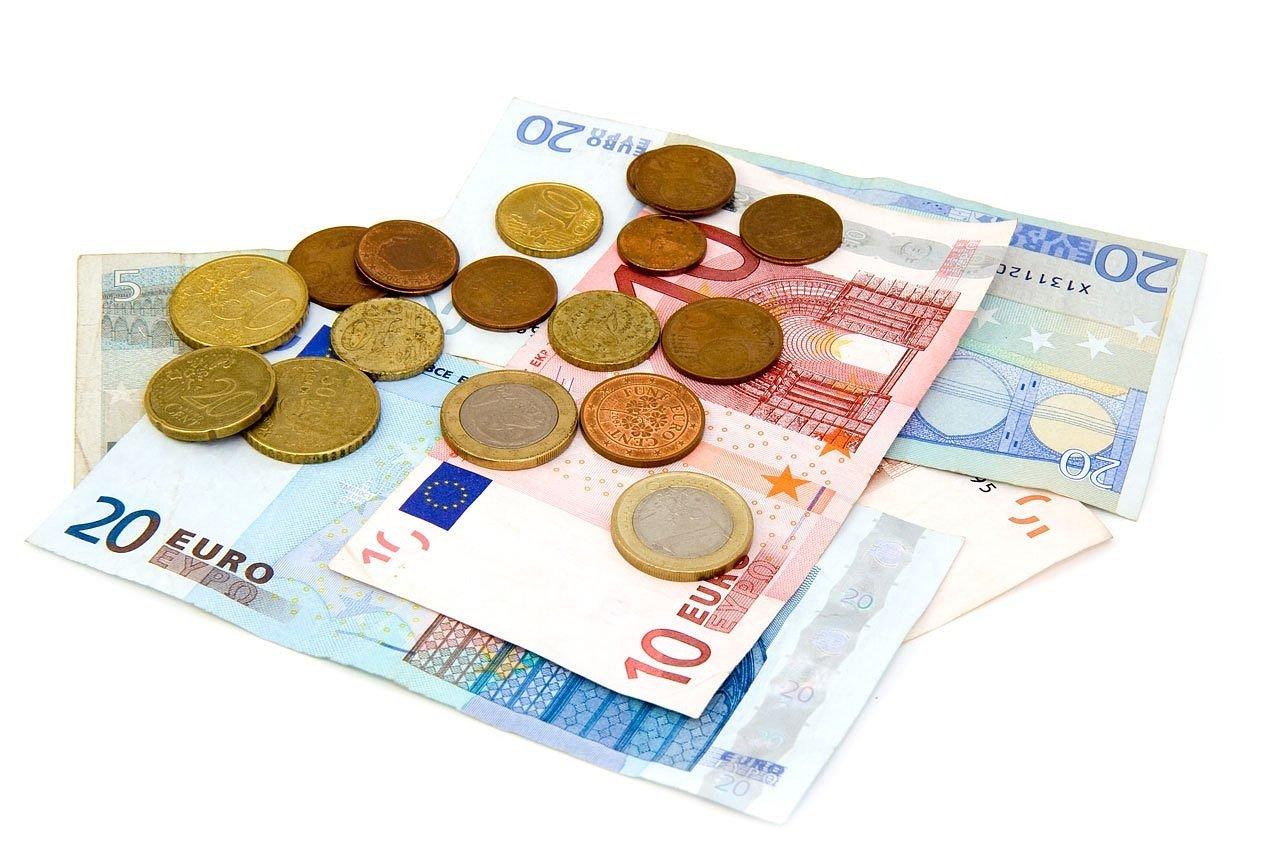 money, bank, notes